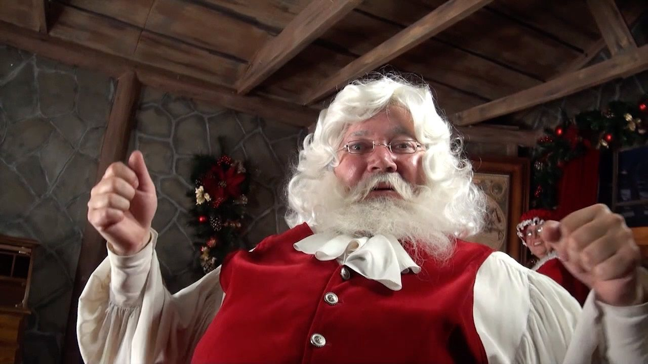 How Old Is Santa? Santa Claus is only 1,748 years old!