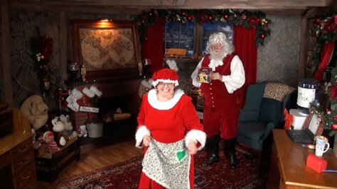 How old is Mrs. Claus? Mrs Claus is just 1,136 years young!