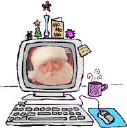 Click here to send *your* Christmas Wish to Santa Claus!