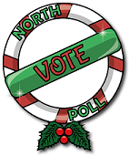 Vote North Poll graphic